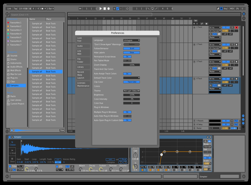 LogicEdit Theme for Ableton 10 by schlaufeschuh