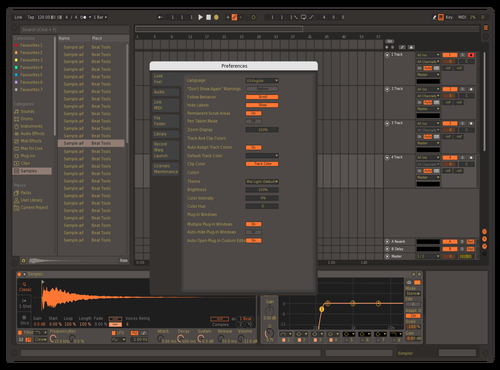 Z 1 Theme for Ableton 10 by y.