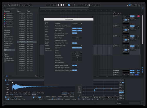 Fix Highlight Theme for Ableton 10 by ottogfx