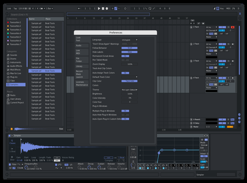 Discord App Theme for Ableton 10 by Tokiru