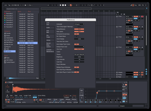 Avagdfh 2 Theme for Ableton 10 by Reaver
