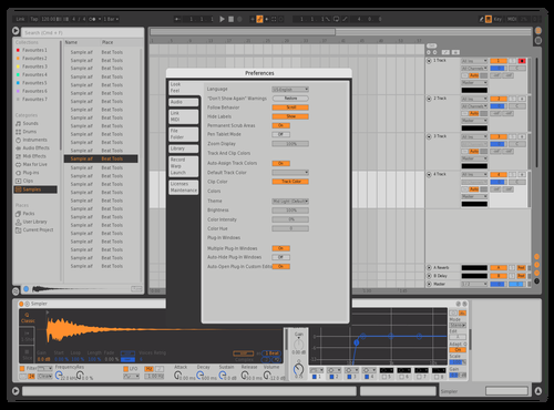 Massive X+ Theme for Ableton 10 by Jordan 33h