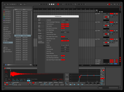 Ren Theme for Ableton 10 by frijol