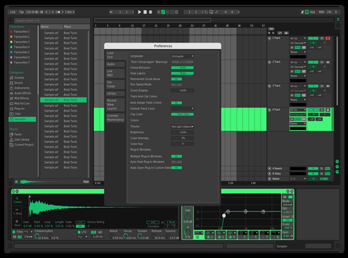 Coiso Theme for Ableton 10 by Cowbe