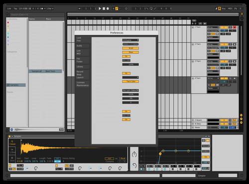 Jk Theme for Ableton 10 by prere