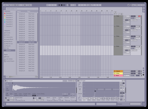 Pastel Theme for Ableton 10 by Ableton Themes
