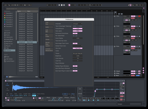 Discord-ish Theme for Ableton 10 by hooty