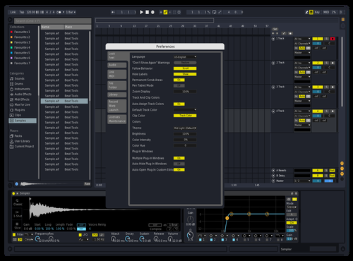 Marvintheme Theme for Ableton 10 by Marvin