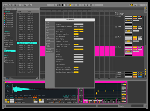 Aaa Theme for Ableton 10 by Arthur
