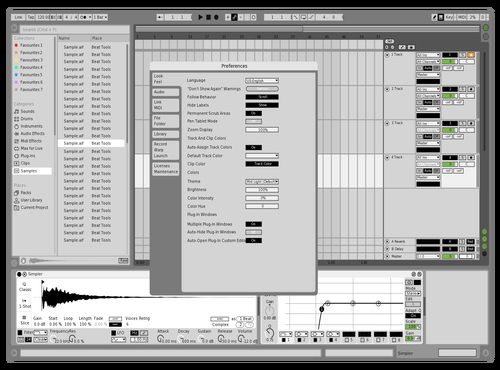 Kristo 4 Theme for Ableton 10 by kristo