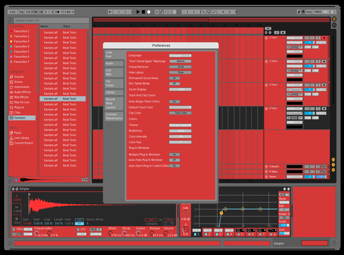 NORd Theme for Ableton 10 by Freddy Martinez