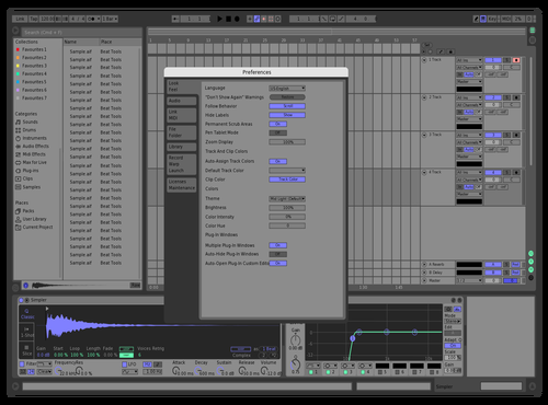 Yes Theme for Ableton 10 by Stephan Cacic
