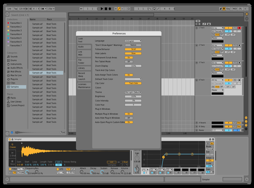 Manana Theme for Ableton 10 by Manana