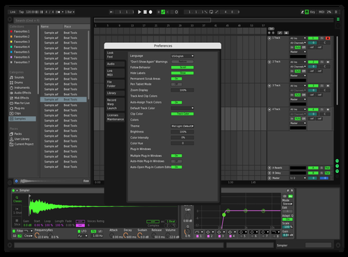 Neon Green Theme for Ableton 10 by theapplejhon