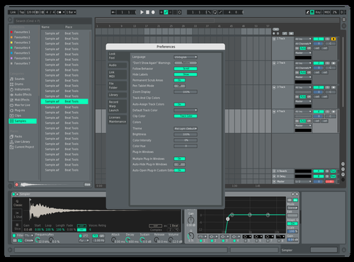 OSX Var Theme for Ableton 10 by babar