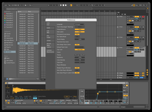 T3 Theme for Ableton 10 by wax