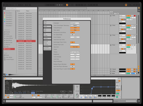 Massive X Theme EDIT Theme for Ableton 10 by VesezziProduction