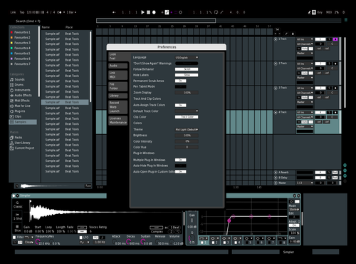 Kristo 3 Theme for Ableton 10 by kristo