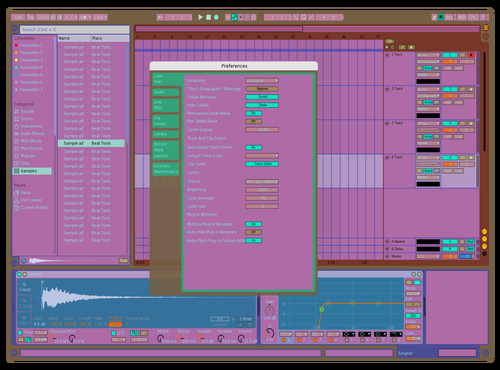 Quo vad Theme for Ableton 10 by rogandodo
