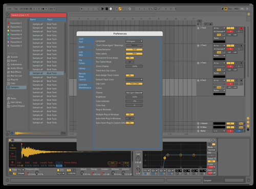 Juno 106 Theme for Ableton 10 by Skip_Intro