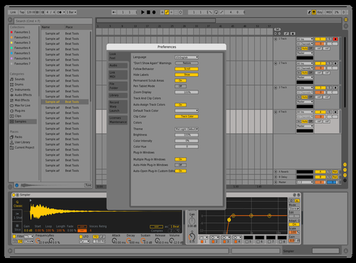 Mmm Theme for Ableton 10 by CryoniK