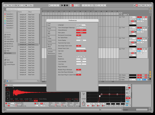 Better Midlight v2 Theme for Ableton 10 by uchini