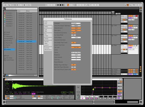 Bho Theme for Ableton 10 by kristo