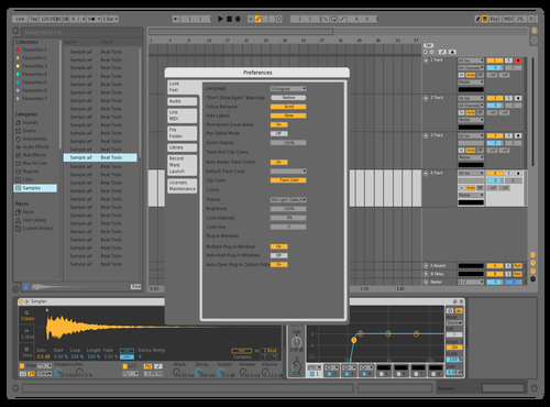 1 Theme for Ableton 10 by sasa