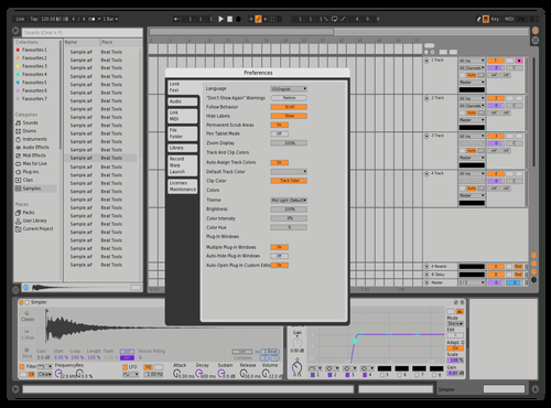 Yeah Theme for Ableton 10 by jj