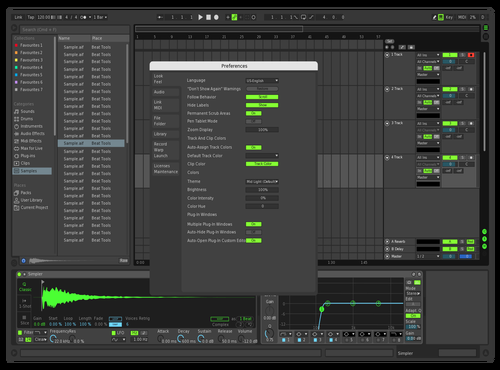 MTheme Theme for Ableton 10 by mcpesps_HD
