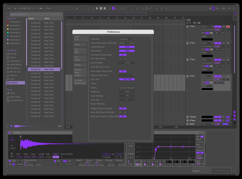 Retit Theme for Ableton 10 by RL88