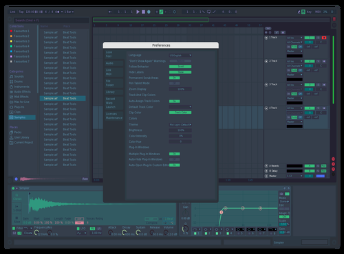 Softy_Puff Theme for Ableton 10 by bio-art