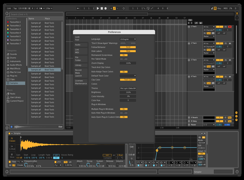 Scoox - More contrast Theme for Ableton 10 by Scoox