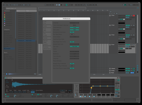 Bassano Theme for Ableton 10 by isamind