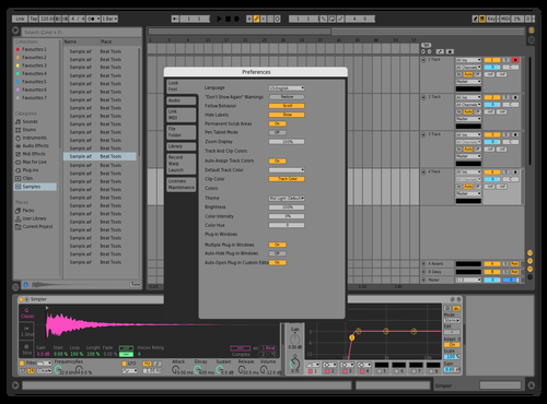 Good for watch Theme for Ableton 10 by pepepe