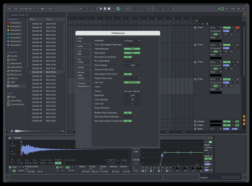 Discord meta Theme for Ableton 10 by Predrag Ristic