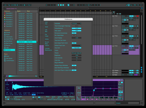 V2 Theme for Ableton 10 by siacn