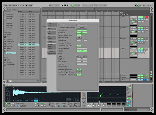 LP9A Theme for Ableton 10 by david