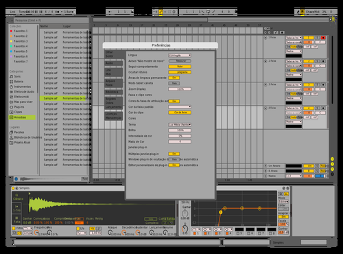 Live 9 Leveza v1.0.0 Theme for Ableton 10 by santtos low