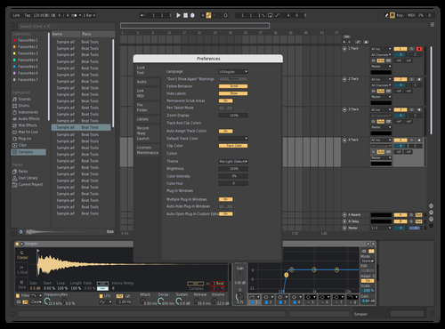 Own1 Theme for Ableton 10 by antn