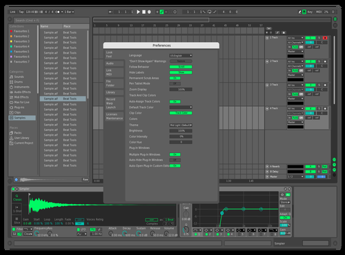 Prototype Theme for Ableton 10 by CryoniK